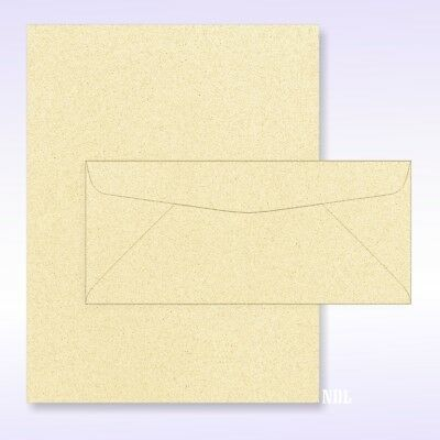 Nextfiber Letter Heads Envelopes Cream