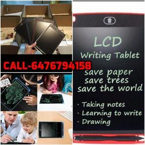 Perfect gift-LCD drawing and writing tablets for kids