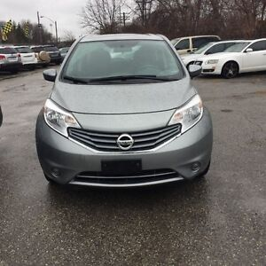 2015 Nissan Versa Note Pre-Owned Certified - über Drivers welcom