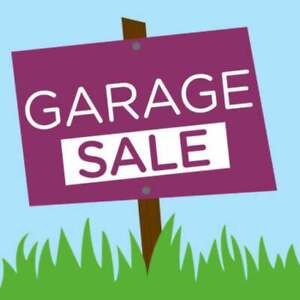 End of Summer & Back to School Garage Sale! Everything MUST GO!