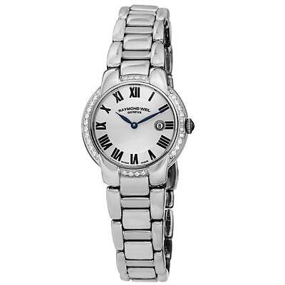 Raymond Weil Women's Jasmine Swiss Quartz Stainless Steel Watch 5229.STS01659
