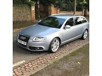 2009 Very Rare Audi A6 Avant 2.0 TDI S-Line Le Mans, Multitronic Padle Shift, Automatic open Boot