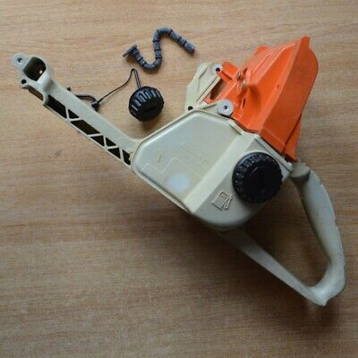 Genuine Stihl MS660 MS650 066 Used Handle Tank Housing 1122 350 0826 Tracked