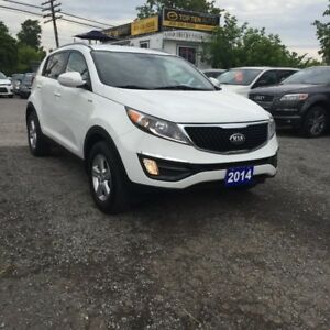 2014 Kia Sportage PRE-OWNED CERTIFIED- CLEAN CAR~PROOF ONE OWNER