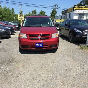 2010 Dodge Grand Caravan UBER $$$-STOW N GO FLEX FUEL GRAND SE V