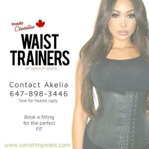 WAIST TRAINERS Free BUTT LIFTER with EVERY Purchase