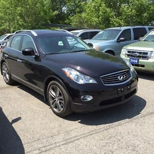 2012 Infiniti EX35 Fully Certified Luxury-CrossOver super Clean