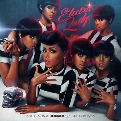 The Electric Lady - Janelle Monae Sealed New