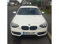 BMW 1 Series 114i Sport 3-Door Sports Hatch - 1.6 - Very Low Mileage