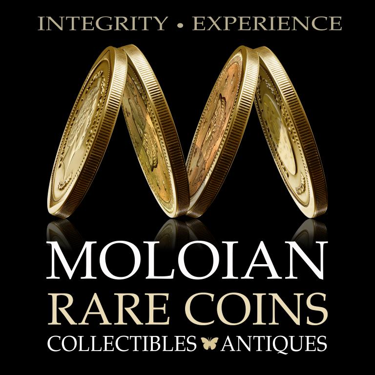 Armen Moloian Rare Coins