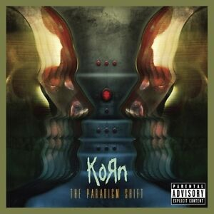Korn The Paradigm Shift CD Sealed New 2013