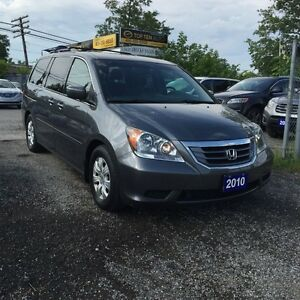 2010 Honda Odyssey PRE-OWNED CERTIFIED- LOADED EX MODEL ACCIDENT