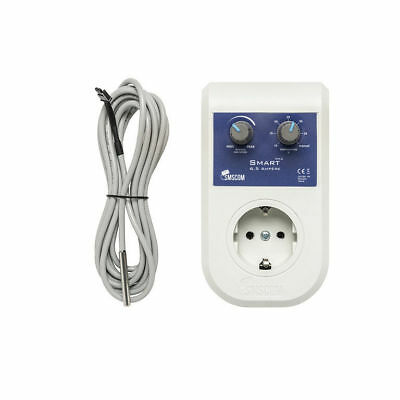 Fan-controller (SMSCOM Smart Fan Controller MK2  6,5A Drehzahlregler Temperatur gesteuert)