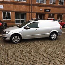 Vauxhall Astra 1.7CDTi 16v Sportive Panel Van 3dr Van