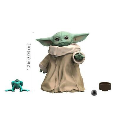 Star Wars Mandalorian Black Series The Child Baby Yoda Action Figure in Stock