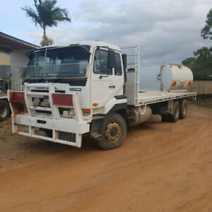 Wrecking 2005 NISSAN / UD CWB483 CW395 (Stock #T0864) Mareeba Tablelands Preview