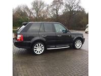 Land Rover Range Rover Sport 3.6 TD