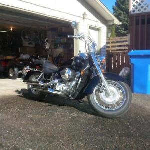 2008 Honda Shadow Aero for Sale **MINT**