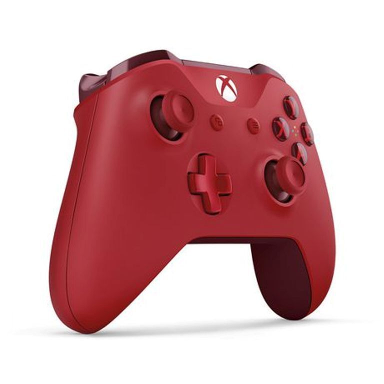 Microsoft WL3-00027 Xbox One Wireless Controller - Red