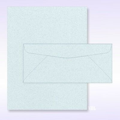 Nextfiber Letter Heads Envelopes Ice Blue