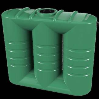 CLEARANCE! 3000LT SLIM Poly Water Tanks, Shed, Farm, Home, Rain Seaford Morphett Vale Area Preview