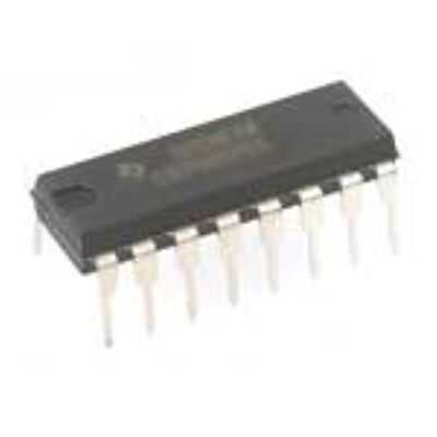 Ti 74ls47 Dip-16 Bcd To 7-segment Decoderdriver With