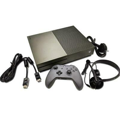 Microsoft Xbox One S 1TB Battlefield 1: Military Green Bundle
