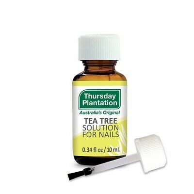 Tea Tree Solution For Nails Thursday Plantation 10 ml Liquid