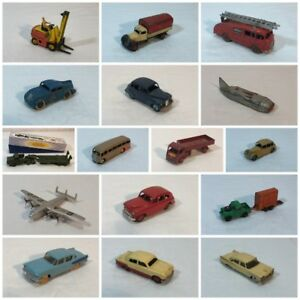 Dinky Toys & Antique Tools