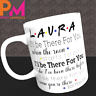 Personalised Friends Tv Show Mug Cup - Christmas Birthday Present Gift Friend