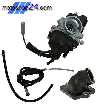 NEU 17,5 Vergaser Kit Sport Aprilia SR 50 Motard Typ LBMC50 / SR 50 Street ab 04