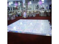 "LED DANCE FLOOR for hire / Led ""MR&MRS"" Letters / Photo Booths + more / HERTFORDSHIRE"