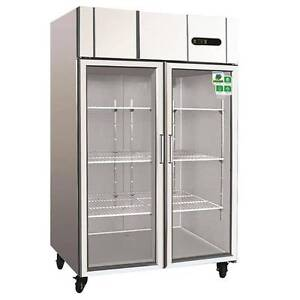 Commercial Freezer with 12 Month Warranty Glass Door Darra Brisbane South West Preview