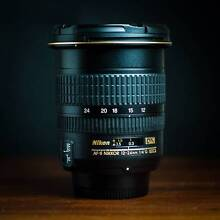 NIKON 12-24mm F4 DX AF-S G ED Wide angle zoom lens Guyra Guyra Area Preview