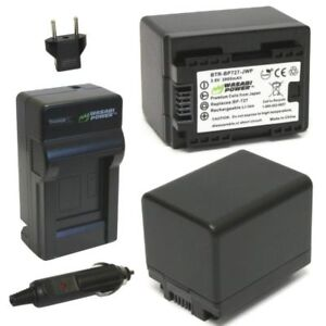 Battery and Charger for your Camera