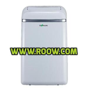 Ecohouzng 14000 BTU Portable Air Conditioner with Heater