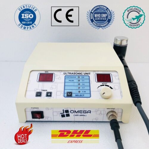 New 1 mhz Original Ultrasound Ultrasonic therapy machine for pain relief therapy