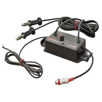 Gegensprechanlage Verstärker IC-100, Rosso, Racing, Intercom, Rallye, Nexus M