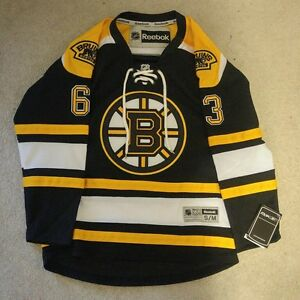Hockey Jersey - Youth S/M Bruins Marchand London Ontario image 1