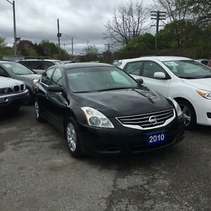 2010 Nissan Altima PERFECT FOR UBER DRIVER FULLY CERTIFIED
