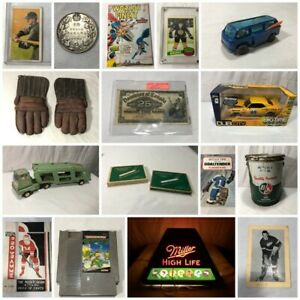 Collectibles - Online Auction