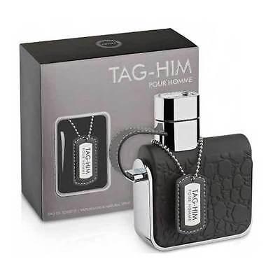 Tag Him By Armaf Colonge For Men 3 4 Oz   100 Ml Eau De Toilette Spray Sealed