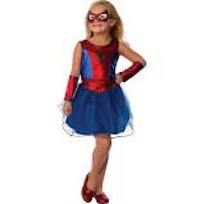 MARVEL SPIDER-GIRL CHILD COSTUME SIZE MEDIUM](Spider Girl Baby Costume)