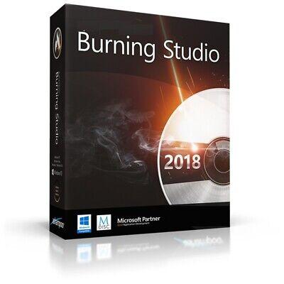 Burning Studio DVD/CD/BluRay Copy Backup Edit Create Clone Ripper + Key