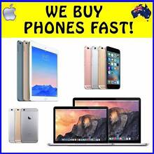 iPhone 6s | 6s Plus | iPads | Macs for FAST CASH Carindale Brisbane South East Preview