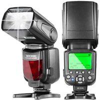 Neewer 2.4G i-TTL HSS Wireless Master/Slave Flash for Nikon DSLR