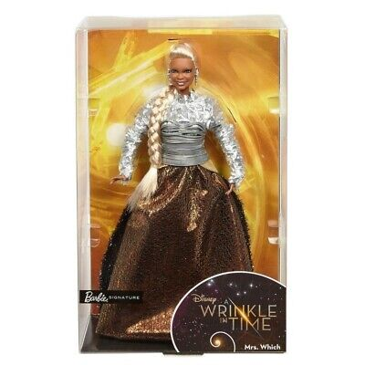 Mrs Witch Disney's A Wrinkle In Time Barbie Signature