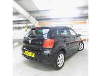 Volkswagen Polo MATCH EDITION (black) 2014-01-08