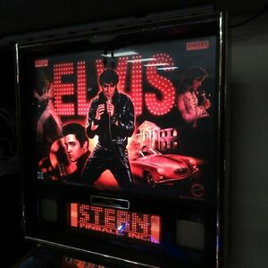 PINBALL ELVIS GOLD West Island Greater Montréal image 5