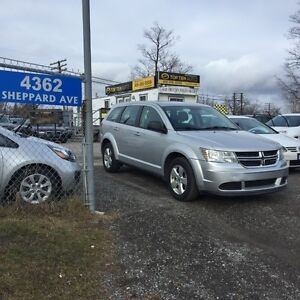 2013 Dodge Journey PRE-OWNED CERTIFIED- Economical Family SUV